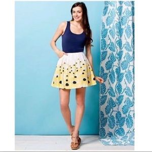 Lilly Pulitzer Daisy Floral Print Erin Skirt